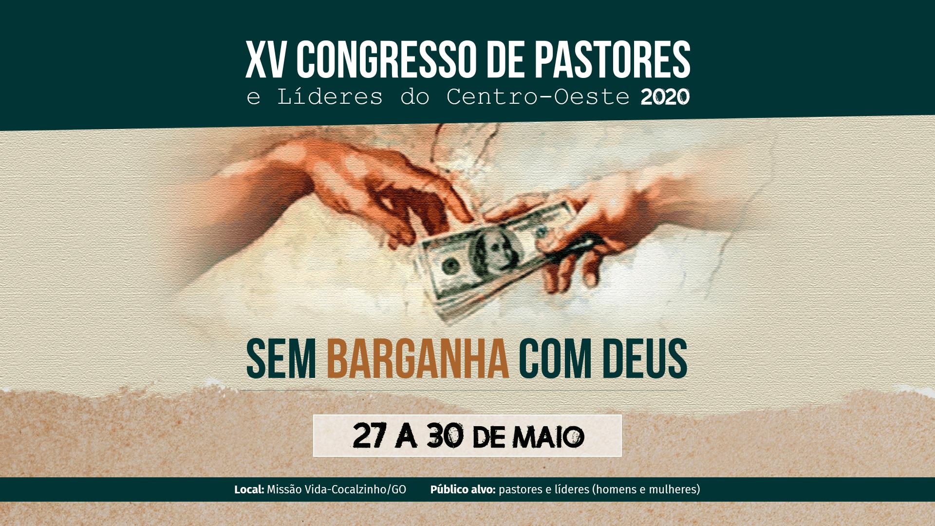 Congresso de Pastores 2020